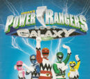 Power Rangers: La Galaxia Perdida