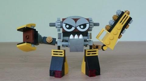 LEGO MIXELS WUZZO KAMZO MIX or MURP ? Instructions Lego 41547 Lego 41538