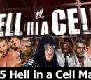 Steven Star/Top 15 Hell in a Cell Matches