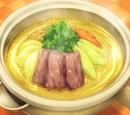 Curry de Carne de Carnero Shimotsu-to