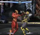 The Flash/Regime