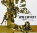 Música de Metal Gear Solid 3