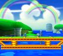 Omega stage