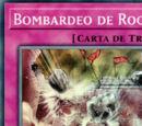 Bombardeo de Rocas