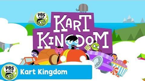 GAME PLAY KART KINGDOM PBS KIDS