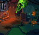 Herbert's Halloween Lair