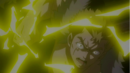 Laxus attacks Tempester.png