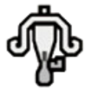 Light Bowgun Icon White.png