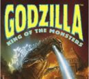 Godzilla: King of the Monsters (Novel)