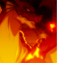 Igneel prepares to take action.png
