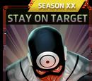 Stay on Target (Season XX)