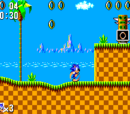 Green Hill Zone (Sonic the Hedgehog) (8-bit)