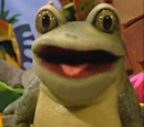 Leapovitch the Frog