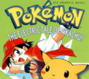 The Electric Tale of Pikachu volumes