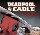 Deadpool & Cable: Split Second Infinite Comic Vol 1 2