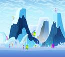 Frozen Volcanoes