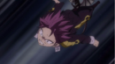 Igneel throws Natsu towards Mard Geer.png