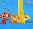 The Monkeys (Tinga Tinga Tales)