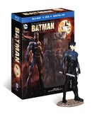MrBlonde267/New Batman animated movie Bad Blood release date announced