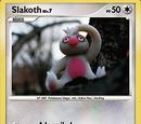 Slakoth (Tesoros Misteriosos TCG)