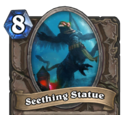 Seething Statue