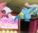XY073: A Fashionable Battle!