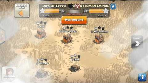 COC cheating clan exposed! reporting this clan to supercell for modding