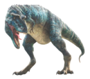 Gory the Gorgosaurus Libratus