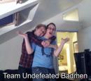 Team Undefeated Badmen