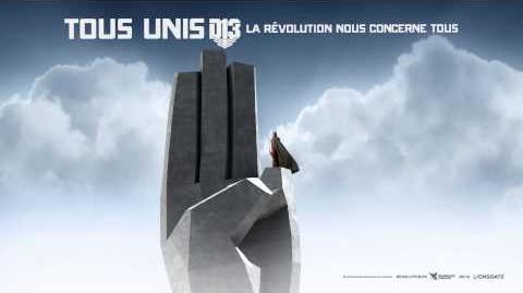 HUNGER GAMES - LA REVOLTE PARTIE 2 La Révolution nous concerne tous