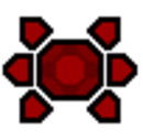 FourthGen-Armor Sphere Icon Dark Red.png