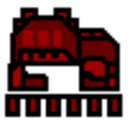 FourthGen-Shell Icon Dark Red.png