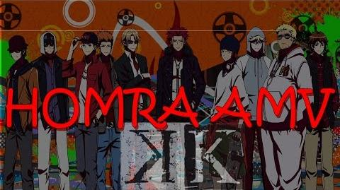 Remember The Name HOMRA AMV ( K Project Return of Kings )