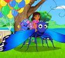 Dora's Rainforest Reunion