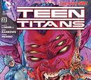 Teen Titans: Luz y oscuridad