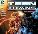 Teen Titans: La prueba de Kid Flash