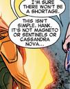 Max Eisenhardt (Earth-BWXP) and Cassandra Nova Xavier (Earth-BWXP) from X-Tinction Agenda Vol 1 2 002.png