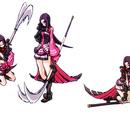 Sengoku Basara X Concept Art