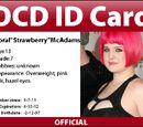 Strawberry McAdams