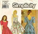 Simplicity 7057 B