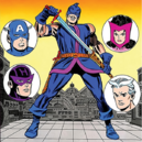 Jacques Duquesne (Earth-616) from the cover of Avengers Vol 1 19.png