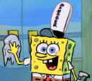 Krusty Krab Employee Hat