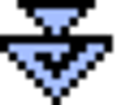 FourthGen-Down Arrow Icon Blue.png