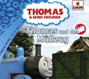 Thomas and the Rubbish Train (German DVD)
