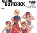 Butterick 6055 B