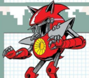 Titan Metal Sonic (transformation)