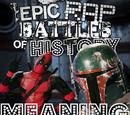 Deadpool vs Boba Fett/Rap Meanings