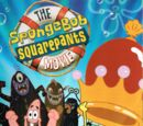 The SpongeBob SquarePants Movie (VHS)