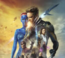 X-Men: Days of Future Past Characters