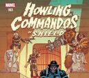 Howling Commandos of S.H.I.E.L.D. Vol 1 3/Images